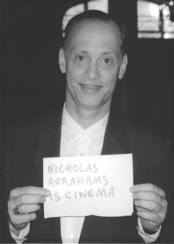 Director John Waters expresses his support!